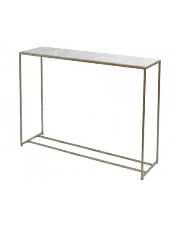 Libra Mylas Marble Console Table